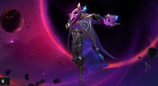 Dark Cosmic Jhin Skin