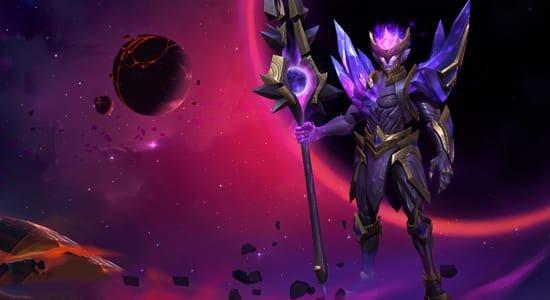 Dark Star Jarvan IV Skin