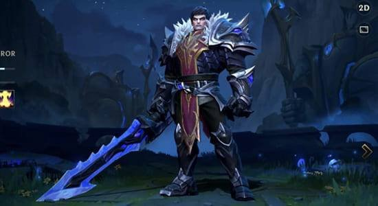 Dreadnight Garen Skin