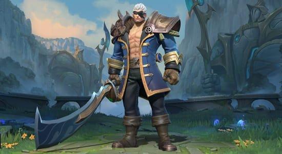 Rogue Admiral Garen Skin