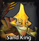 Sand King Guide