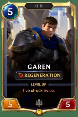 Garen Legends of Runeterra
