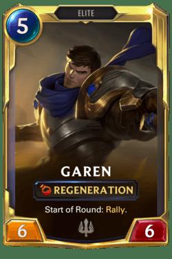 Garen 2 Legends of Runeterra