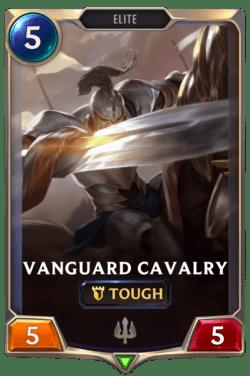 Vanguard Cavalry Legends of Runeterra