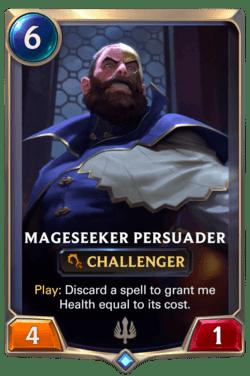 Mageseeker Persuader Legends of Runeterra