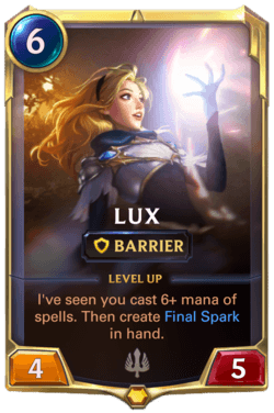 Lux Legends of Runeterra