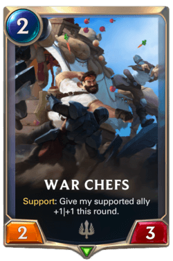 War Chefs Legends of Runeterra
