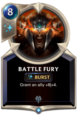 Battle Fury Legends of Runeterra