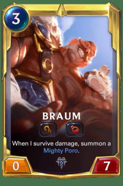 Braum 2 Legends of Runeterra
