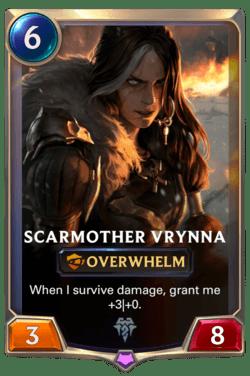 Scarmother Vrynna Legends of Runeterra