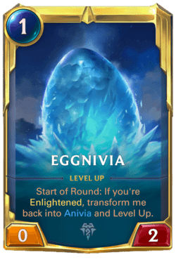 Eggnivia Legends of Runeterra