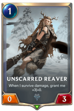 Unscarred Reaver Legends of Runeterra