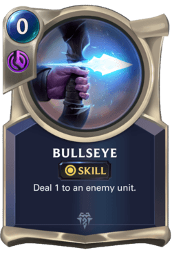 Bullseye Legends of Runeterra