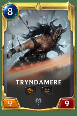 Tryndamere 2 Legends of Runeterra