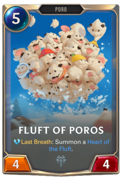 Fluft of Poros Legends of Runeterra