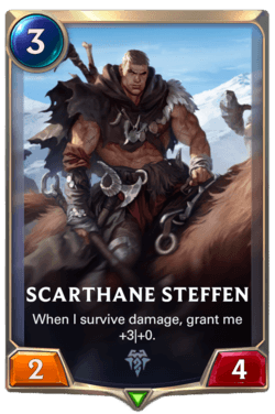 Scarthane Steffen Legends of Runeterra
