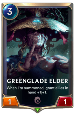 Greenglade Elder Legends of Runeterra