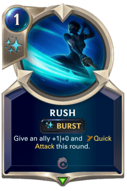 Rush Legends of Runeterra