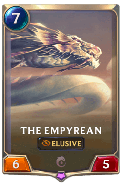 The Empyrean Legends of Runeterra