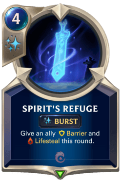 Spirit's Refuge Legends of Runeterra
