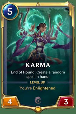 Karma Legends of Runeterra