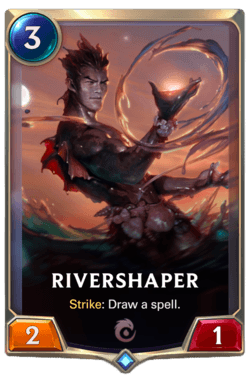 Rivershaper Legends of Runeterra