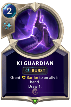 Ki Guardian Legends of Runeterra