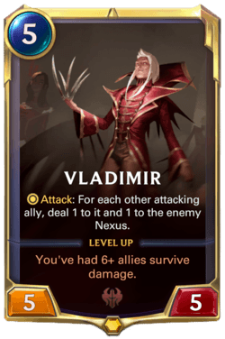 Vladimir Legends of Runeterra