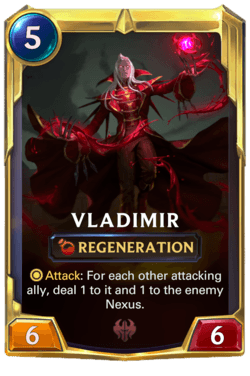 Vladimir 2 Legends of Runeterra