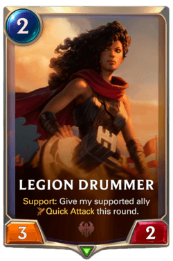 Legion Drummer Legends of Runeterra