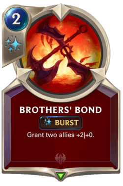 Brothers' Bond Legends of Runeterra