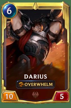 Darius 2 Legends of Runeterra