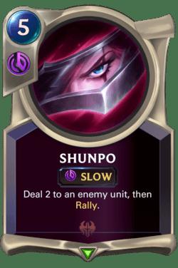 Shunpo Legends of Runeterra