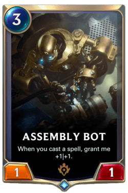 Assembly Bot Legends of Runeterra