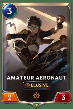 Amateur Aeronaut Legends of Runeterra