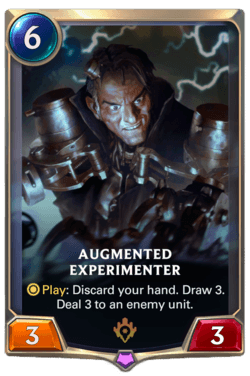 Augmented Experimenter Legends of Runeterra