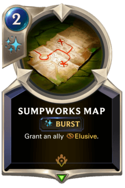 Sumpworks Map Legends of Runeterra
