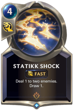 Statikk Shock Legends of Runeterra