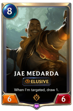 Jae Medarda Legends of Runeterra