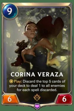 Corina Veraza Legends of Runeterra