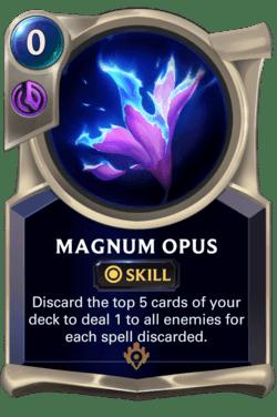 Magnum Opus Legends of Runeterra