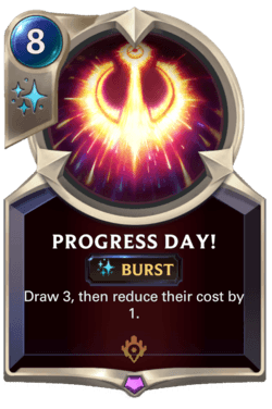 Progress Day! Legends of Runeterra