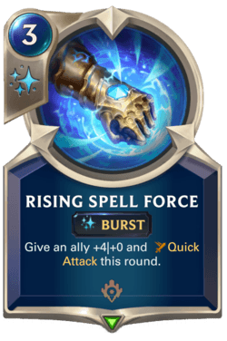 Rising Spell Force Legends of Runeterra