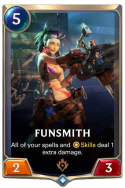 Funsmith Legends of Runeterra