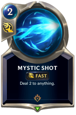 Mystic Shot Legends of Runeterra