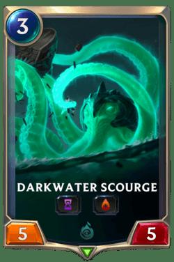 Darkwater Scourge Legends of Runeterra