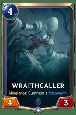 Wraithcaller Legends of Runeterra