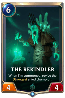The Rekindler Legends of Runeterra