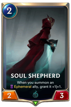 Soul Shepherd Legends of Runeterra
