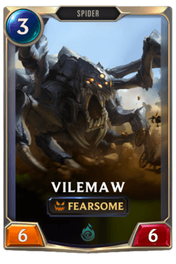 Vilemaw Legends of Runeterra